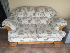 Love Seat and Chair in excellent condition