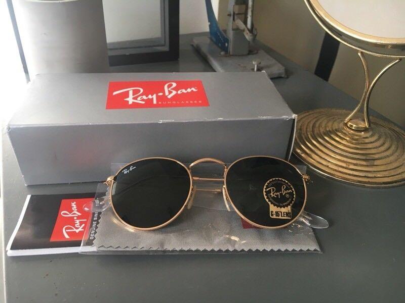 Ray Ban Sunglasses New 47mm