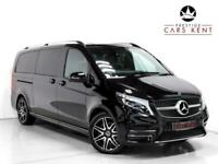 2019 Mercedes-Benz V Class V300 d AMG Line 5dr 9G-Tronic [Extra Long] Auto Estat