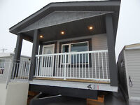 New Mobile home 16 x 62 with front porch