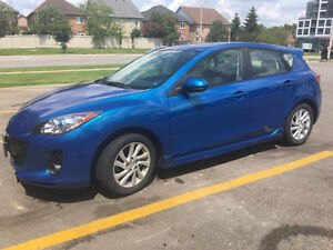 Mazda 3 Sport Sky active - very good deal
