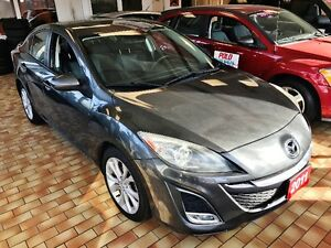 2011 Mazda Mazda3 GT Showroom conditions!