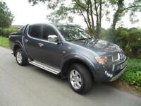 2009 Mitsubishi L200 2.5DI-D 4WD Double Cab Pickup Animal