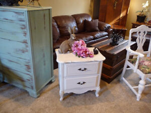 Beautiful French Provincial Night Table