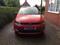 2016 volkswagon polo 1.2 tsi immaculate condition 5341 miles