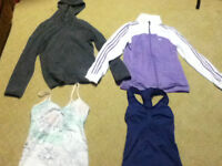 Brand Name Athletic Teen Girl Clothes