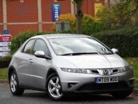 Honda Civic 1.4i-VTEC 2009 SE FULL HONDA SERVICE HISTORY + WARRANTY