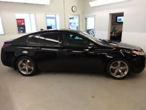 2010 Acura SH-AWD TL 6MT w/Tech Pkg Sedan