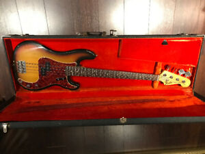 1969 vintage Fender Precision Bass