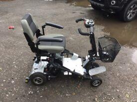 QUINGO AIR CAR BOOT MOBILITY SCOOTER