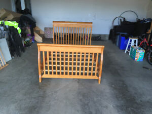 Crib/day bed/double bed