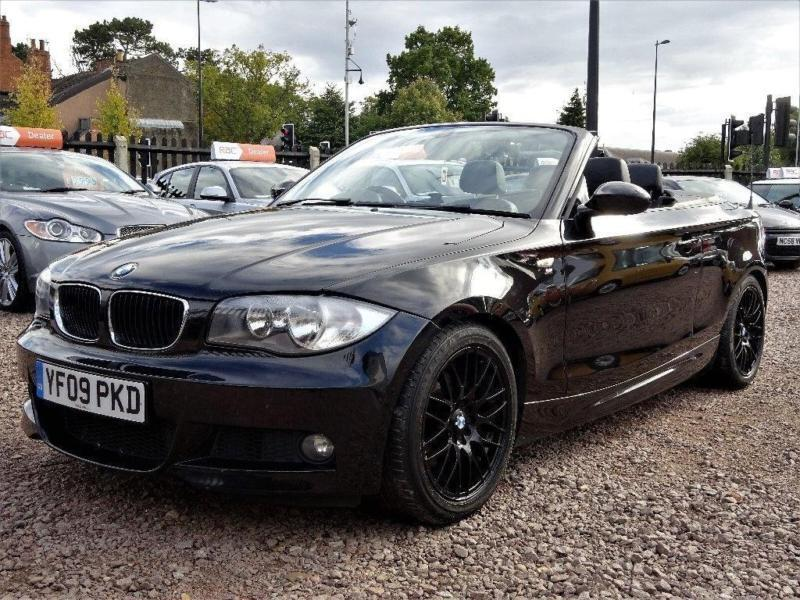 2009 BMW 1 Series 2.0 120i M Sport 2dr