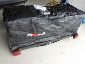 Porte bagage, Cargo carrier, Rack, Panier, pour Attelage, Hitch
