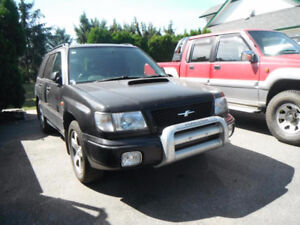 JDM Subaru Forester Parts for sale