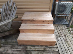 Stairs and Landing - Portable