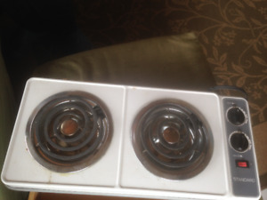 Counter Top Burners 10$
