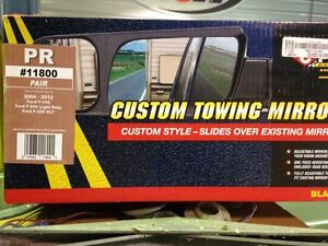 Ford towing mirrors set