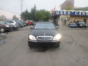 Mercedes-Benz S-Class 136.000 km SAFETY + ESTEST+ 1 YEAR WARRANT