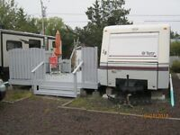 1993 Terry Travel Trailer 29 FT (Fiberglass Front n Back)