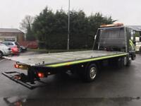 2009 Iveco EUROCARGO RECOVERY TRUCK TILT AND SLIDE