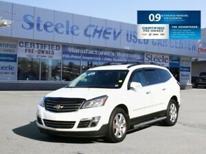 2014 CHEVROLET TRAVERSE LTZ - Leather Luxury!  #1 Best Price on