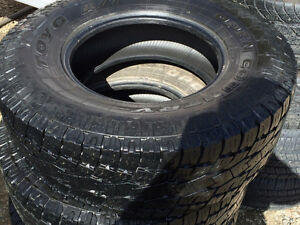 Toyo Open Country LT265/75/16