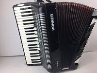 Hohner Bravo lll 120 Bass accordion