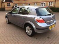 2006 Vauxhall Astra Automatic 1.6cc petrol 16v [AC] 5dr(Full Service History,Hpi clear ,1 Yr Mot