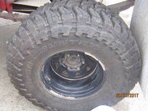 NEW & USED TIRES FOR SALE