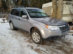 2009-2013 Forester (parting out)