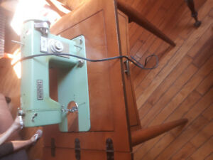 Later Antique Kenmore Sewing Machine