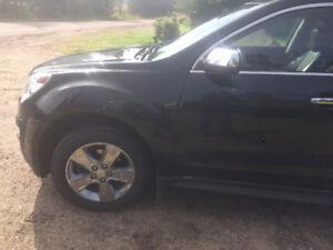 2012 Chevrolet Equinox LTZ SUV,