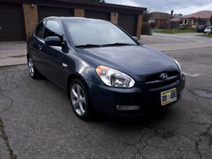 2011 Hyundai Accent Sport Manual Transmission