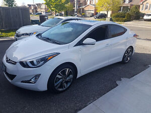 2015 Hyundai Elantra GLS - Sunroof, Backup Cam, Heated Seats