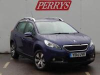 2014 PEUGEOT 2008 1.6 e-HDi Active 5dr