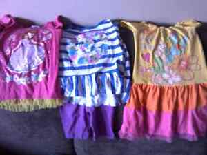 Size 4T summer clothes