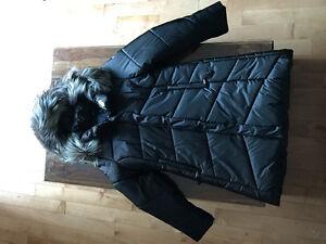 Manteau Kanuk Orléans noir