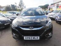 2013 Hyundai ix35 1.7 CRDi SE SUV 5dr