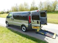 2011 Renault Trafic 2.0 DCi WHEELCHAIR ACCESSIBLE DISABLED ADAPTED VEHICLE WAV