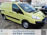 2010 60 PEUGEOT EXPERT 1.6HDI CHILLER VAN GAH EX COUNCIL ONLY 22K