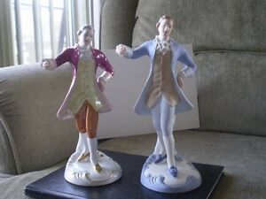 Royal Dux Porcelain Figurines - Bohemia Gentlemen Kitchener / Waterloo Kitchener Area image 1