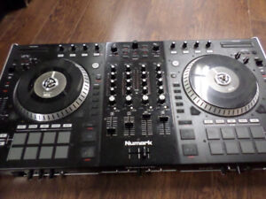 ksq NS7II DJ Controller and Mixer for sale