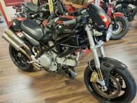 Ducati Monster 800 S2R Stripe