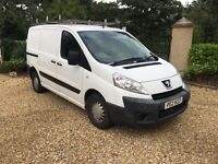 Peugeot Expert - 6 seater van (not Caddy, Transporter, Transit, Vito, Connect)