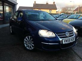 2008 (58) Volkswagen Jetta 1.9TDI S **2 Owners** (Finance Available)