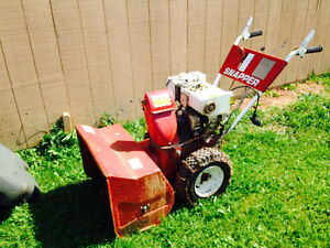SNAPPER SNOW BLOWER FOR SALE