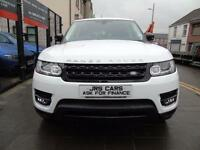 2015 Land Rover Range Rover Sport 3.0 SD V6 HSE Dynamic Station Wagon 4x4