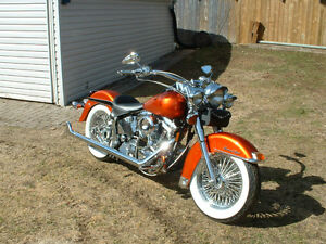 1996 HERITAGE SOFTAIL //MUST SELL //MAKE AN OFFER London Ontario image 6