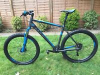 2014 Cube Attention 27.5 Mountain Bike