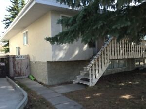 Private 2 bed main floor of Varsity house near UofC and SAIT